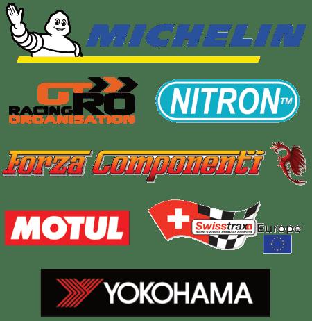 Les Partenaires de Road Racing Center